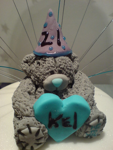 21st 'me to you' style bear