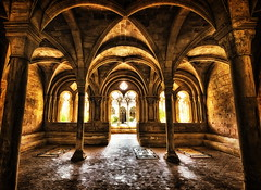 [フリー画像] [人工風景] [建造物/建築物] [インテリア] [教会/聖堂] [サンタス・クレウス修道院] [スペイン風景]     [フリー素材]