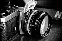 Nikon FM2 - P&B (Allyson Correia) Tags: bw byn brasil 35mm lens 50mm analgica nikon pb passion filme fotografia paixo lente 2009 fm2