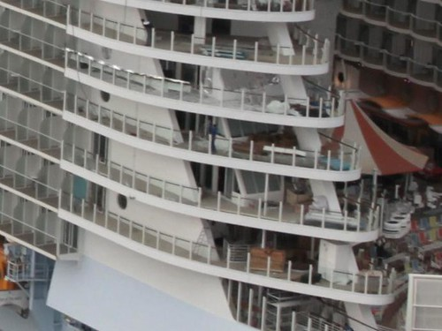 Looks like A1 suites will have  Oasis Of The Seas Aquatheater Suite