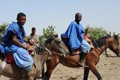 2a. Mauritanian cowboys, drovers, Koumbi Saleh