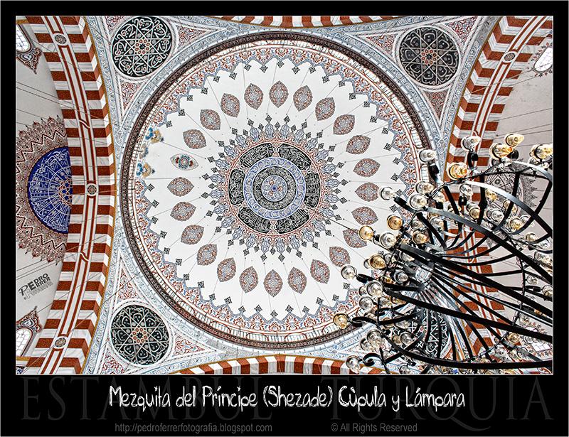 Mezquita Shezade - Cúpula