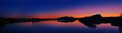 Panorama of Numedalslågen (Henning_Christensen) Tags: blue sunset red sea sky panorama orange beautiful norway photoshop interestingness interesting nikon henning christensen coolness larvik wonderfulness øya gloppe amazingness nikond300 henningchristensen lågennumedalslågen