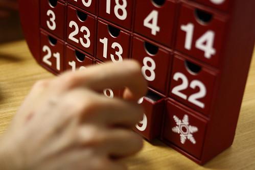 無印良品のアドベントカレンダー