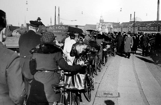Copenhagen Vintage Traffic