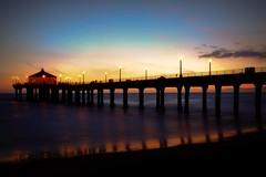 i confess, I miss the beach (simon*gentry in texas) Tags: trip winter vacation west beach coast pier missing manhattan sunday lr2
