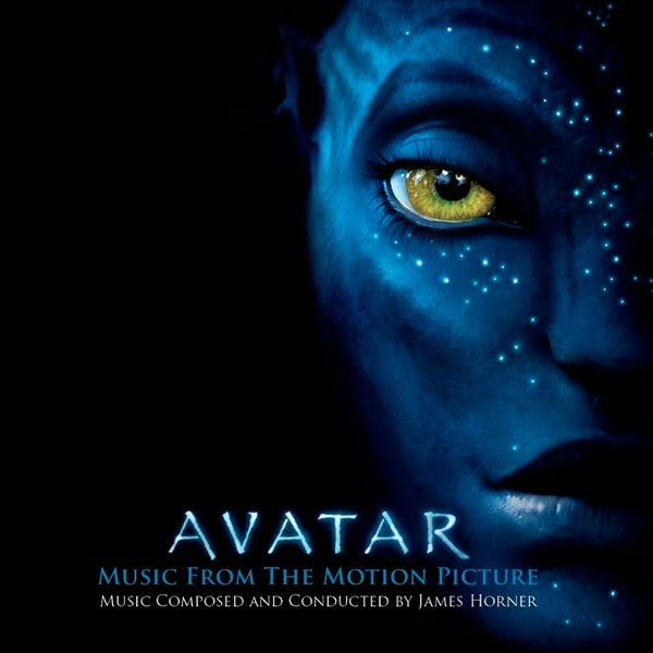 Avatar Soundtrack Album Cover