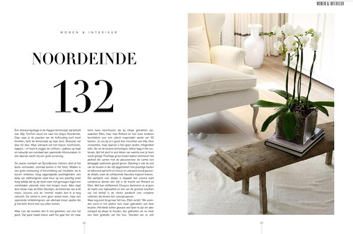 Noordeinde 132 - Tulp Magazine (pages 1&2)