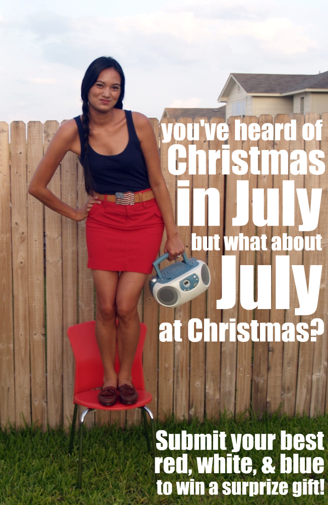 july at christmas?