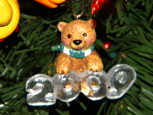 2009 Christmas Ornament
