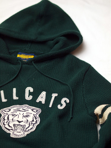 Rugby / Knit Cotton Hellcats Hoodie