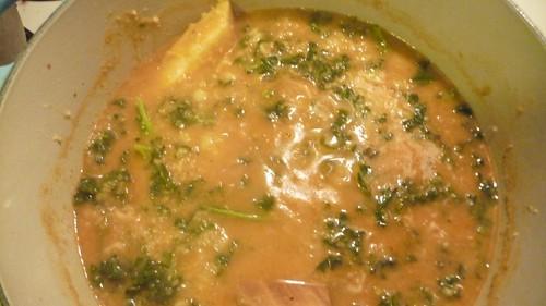 Tuscan Pasta e Fagioli Soup