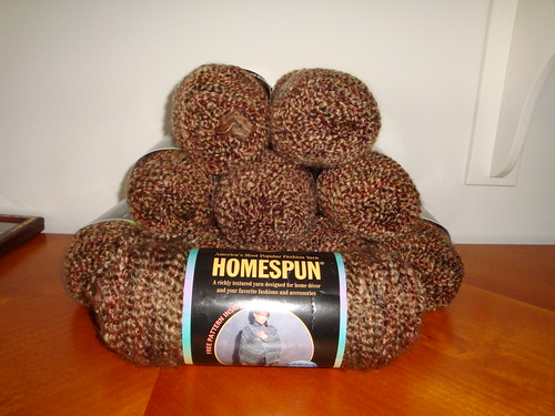 Homespun Barley 2