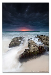 Dream Time ([ Kane ]) Tags: ocean light sea sun water clouds sunrise flow photography dawn rocks australia qld queensland noosa kane grads noosanationalpark nd400 gledhill sigma1020 waterflowing kanegledhill noosaqld wwwhumanhabitscomau kanegledhillphotography
