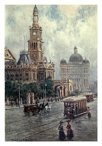 001-Auntamiento de Sydney-Australia (1910)-Percy F. Spence
