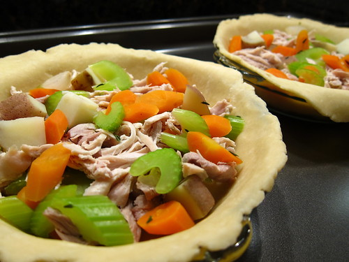 Thomas Keller's Chicken Pot Pie