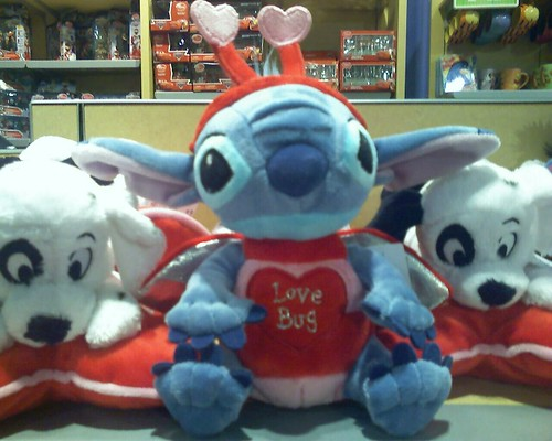 Love Bug Stitch