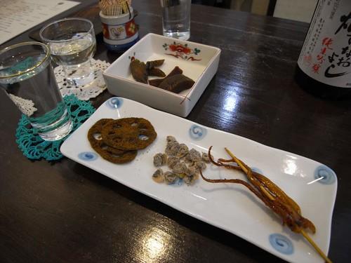 奈良酒専門店「酒蔵ささや」@奈良町-10