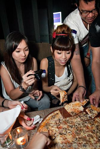Bloggers & Food