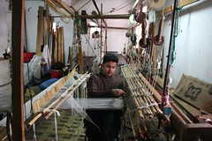 Foundouk Moulay Hfid Weaving Association in Marrakech