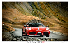 Red Car (Paganikon) Tags: red cars spider nikon automotive ferrari racing d200 supercar 430 16m 70200vr