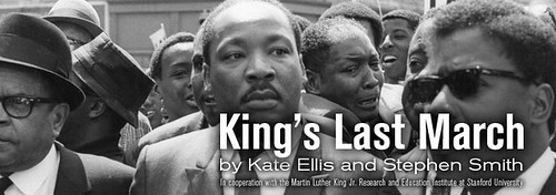 "American RadioWorks: ""King's Last March"""