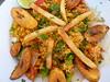 My yummy veggie paella