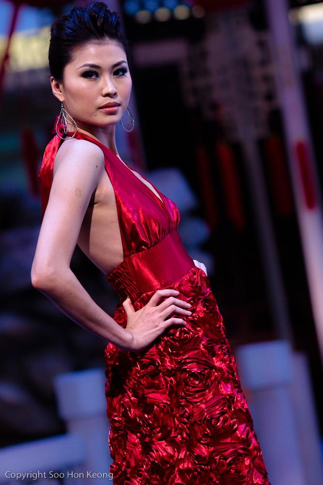 Festive Fashion Show - Envee @ MidValley, KL, Malaysia