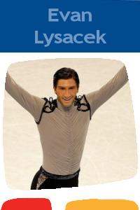 Pictures of Evan Lysacek!