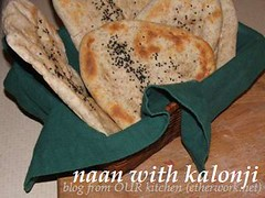 naan with kalonji (YS, BBB)
