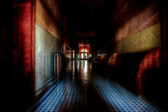 Old Court House (Silent Hill Version) (Mike Chen aka Full Time Taekwondo Dad) Tags: artofimages