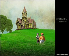 ^^Hansel & Gretel^^ (robin & simona benea) Tags: kids photomanipulation photoshop interesting sony awesome fickr h50 colorphotoaward flickraward platinumheartaward spiritofphotography platinumpeaceaward absolutelyperrrfect flickrunitedaward mygearandme mygearandmepremium prebackground