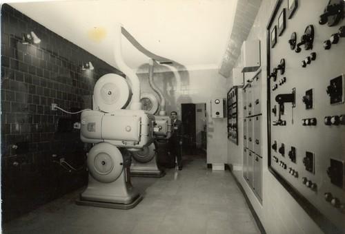 Sala de Proyecciones