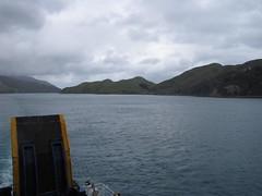 Cruising Cook Strait
