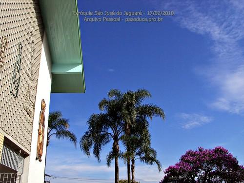 Paroquia S. Jose Jaguare - 17/02/2010