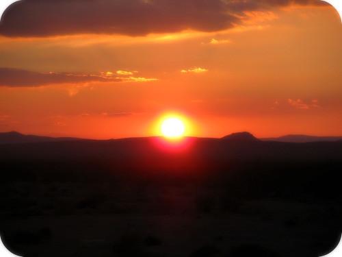 DESSERT SUN