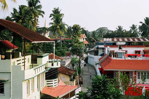 Cochin Rooftops