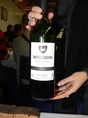 Monjardin Cabernet Sauvignon 1994, DO Navarra.