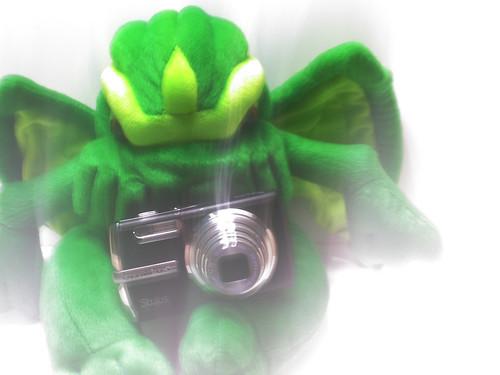 Cthulhu got a camera
