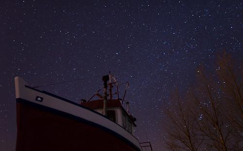 Le bateau du Bic