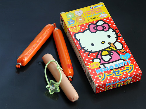 Hello Kitty Sausage!