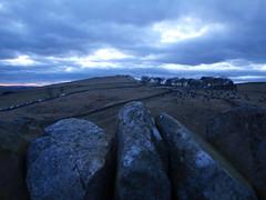 The wall from Steel Rigg (seanwilliams85) Tags: cumbria hadrianswall awil seanwilliams steelrigg twicebrewed ancientlondon heritagekey illuminatinghadrianswall