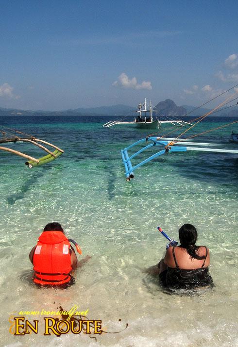 El Nido Shimizu Island Waters