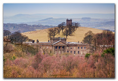 Lyme Hall and The Cage (daveduke) Tags: cheshire lymehall disley naturesfinest thecage blueribbonwinner supershot goldstaraward goldstarawardgoldmedalwinner sonyalphadslra200 explore3511903