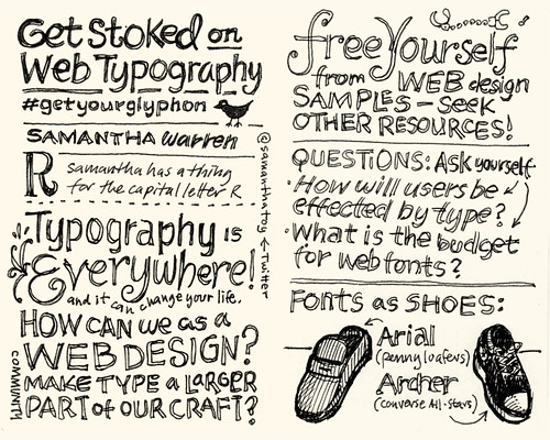 SXSW Interactive 2010: Get Stoked on Web Typography