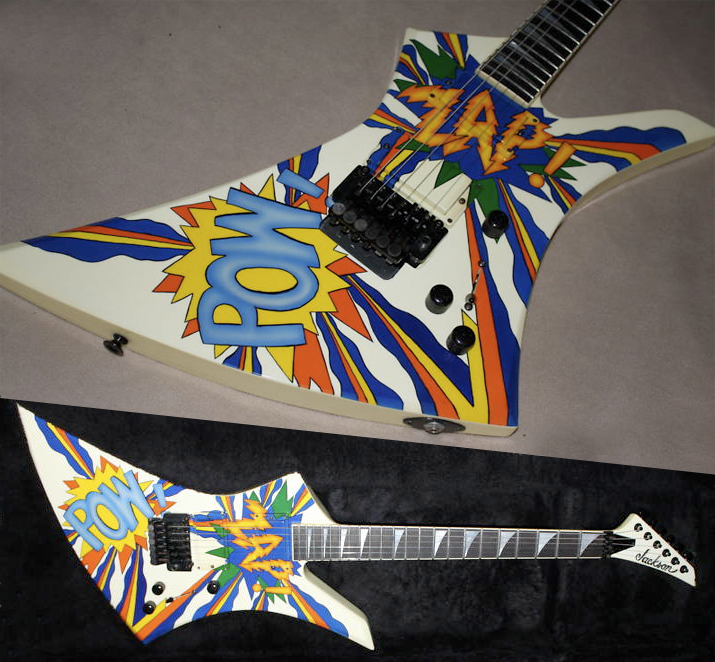 Jackson Kelly custom