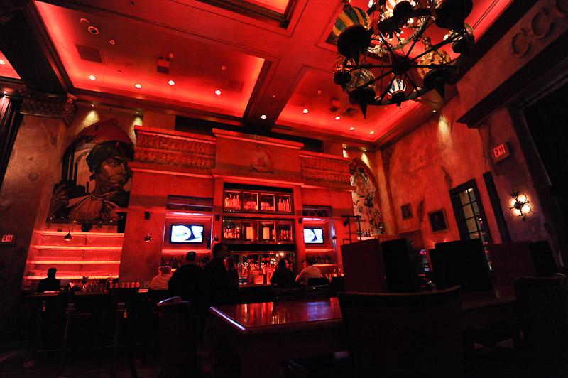 Red Square Ice Bar - Mandalay Bay (by MKD Photography)