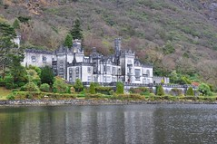 Kylemore Abbey, Co. Galway, Ireland (ontravels) Tags: school ireland mountains galway abbey lakes nuns connemara benedictine kylemore