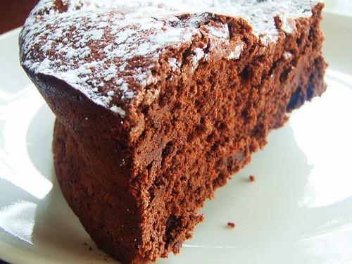 flourless chocolate cake (tyler florence's) - 42