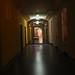 Flur Schloss Colditz